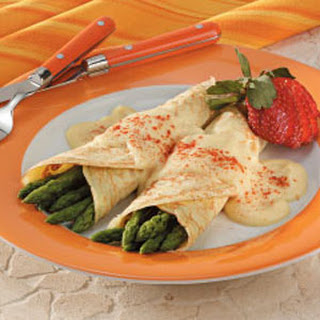 Asparagus Crepes Recipes