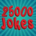 25,000 Free Jokes icon