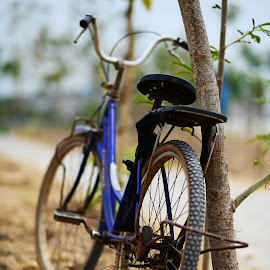 Old by Taufan F Adryan - Transportation Bicycles