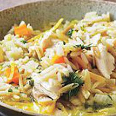 Chicken-and-Rice Stoup
