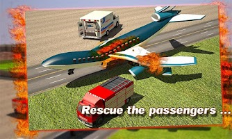 Screenshot of Airport Fire Emergency Rescue