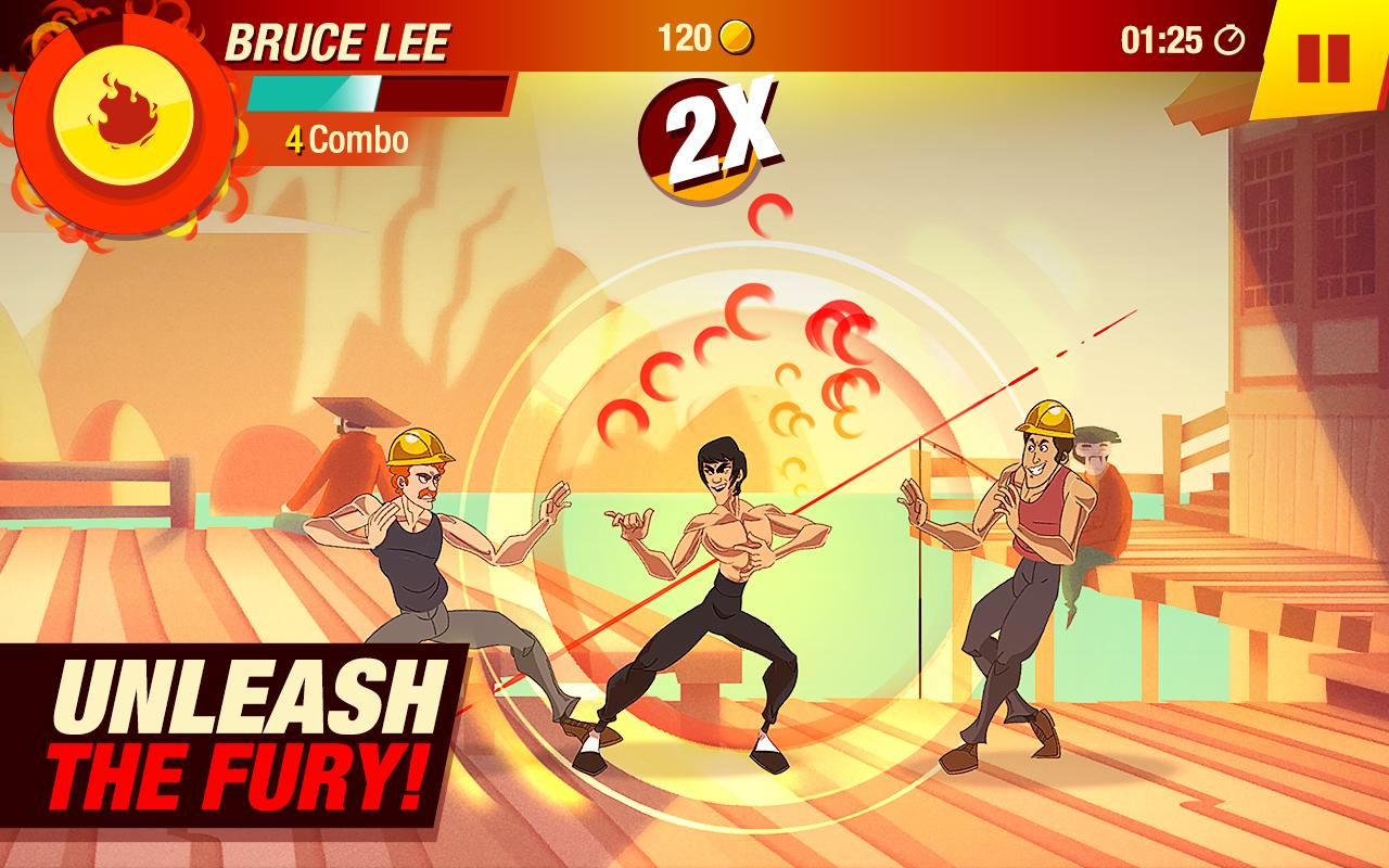 Bruce Lee: Enter The Game Screenshot 5