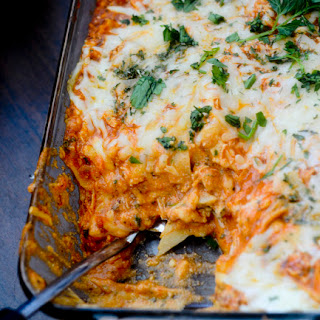 Weight Watchers Recipes | Buffalo Chicken Lasagna