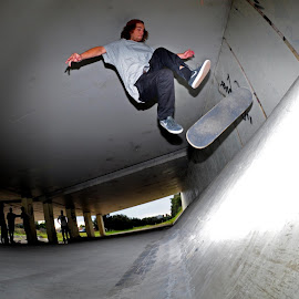 360 Flip by Matty Hill - Sports & Fitness Skateboarding