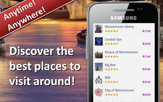 Screenshot of World Explorer - Travel Guide