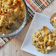 Cauliflower Mac n' Cheese, Vegan+ Gluten-Free