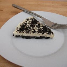 Oreo® And White Chocolate Cheesecake