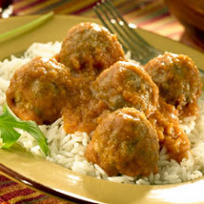 Smokey Mexican Meatballs In Chili-tomato Sauce