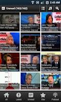 Screenshot of Crooks & Liars - Liberal News