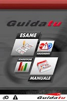 Screenshot of GuidaTu Quiz Patente e Manuale