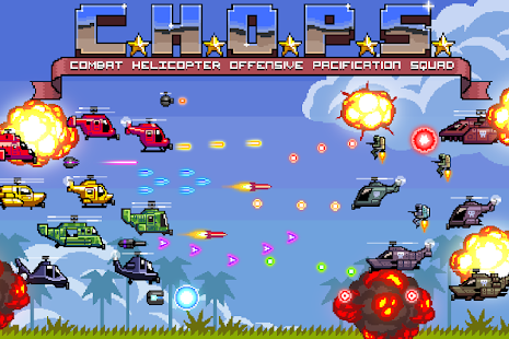 C.H.O.P.S. - War Choppers Game (Mod Money)