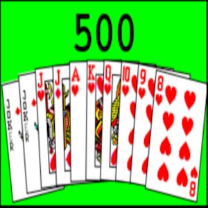 500 card game full