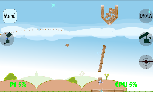 Catapultilla - screenshot
