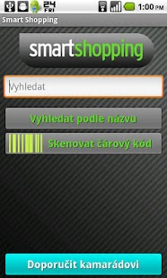 SmartShopping - screenshot