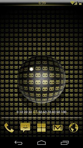 CM10 CM9 Theme Gold Edge