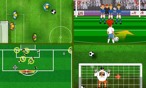 Juegos de Fútbol - Juegos de fútbol gratis