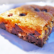 Chocolate Chip Cookies and Vanilla Blondies