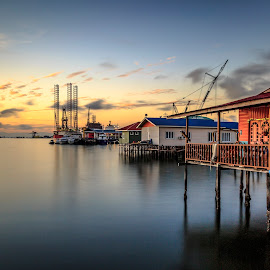 Village & industrial In Labuan.Malaysia. by Daimasara Abdullah - Buildings & Architecture Other Exteriors
