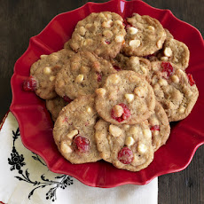 White Chocolate Cherry Chunkies