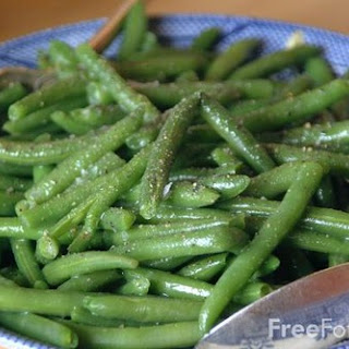 Green Beans recipe – 74 calories