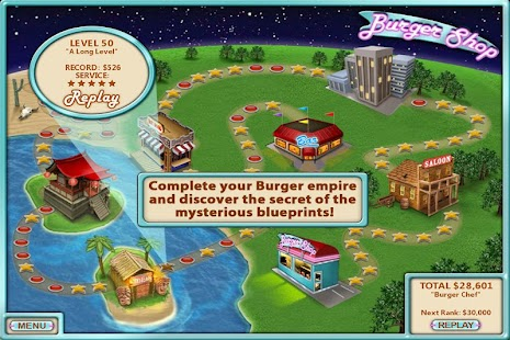 Free Burger Shop APK for Windows 8