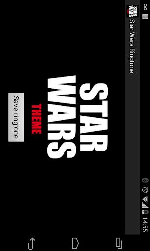 Star Wars Ringtone - screenshot