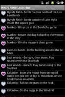 Screenshot of Zelda: Ocarina of Time Guide