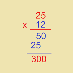 Multiplication app for android
