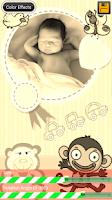 Screenshot of Baby Photo Frames