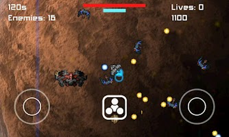 Screenshot of Space Shoot Em Up Free