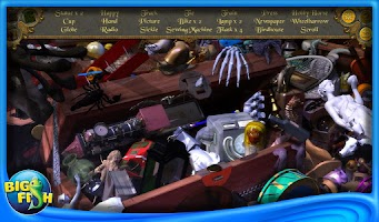 Screenshot of Mystery Seekers