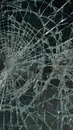 Broken Glass Live Wallpaper - screenshot