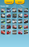Screenshot of Cars Photo And Logo Quiz