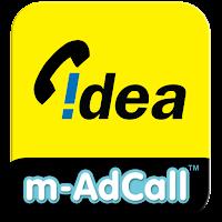 Screenshot of Idea m-AdCall
