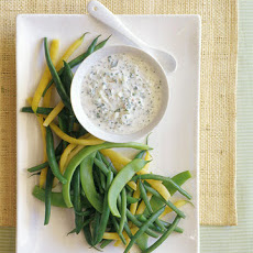 Cucumber Ranch Dressing