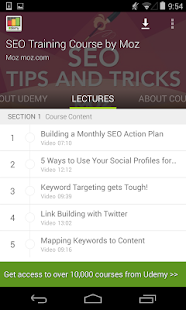 SEO Basics Tutorial - screenshot