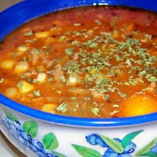 Chef Dee's Hamburger Soup