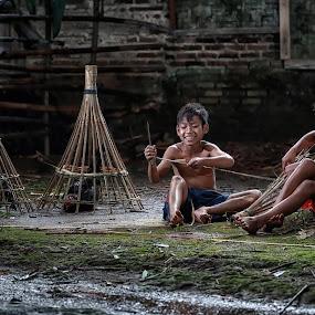 kandang #03 by Tt Sherman - Babies & Children Children Candids