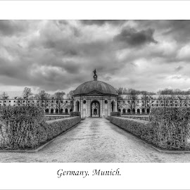 Munich. Temple of Diana r.  by Александр Науменко - Typography Captioned Photos ( famous, old, europe, cityscape, architecture, house, historic, city, center, munich, munchen, ancient, sky, bavaria, monument, germany, building, park, church, marienplatz, german, beautiful, tourism, landmark, urban, tower, touristic, european, blue, castle, cathedral, town, garden, bavarian )