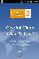 Screenshot of Call2: High Quality Calls