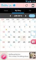 Screenshot of Free Skins Diary, Buddy Up