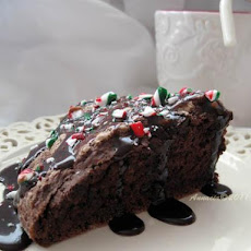 Chocolate Peppermint Scones