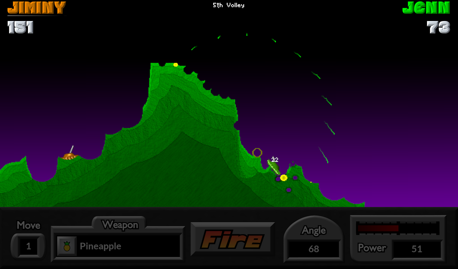 Pocket Tanks Screenshot 15