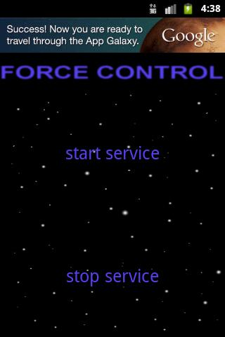 Force Control Free