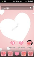 Screenshot of Love Pink Apex Theme Free