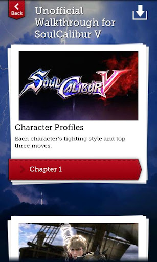 Walkthrough for Soul Calibur V