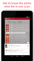 Screenshot of Vivino Wine Scanner Pro