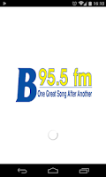 Screenshot of B95.5