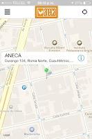 Screenshot of ANECA, A.C.