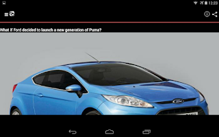Screenshot of All about cars - car magazine